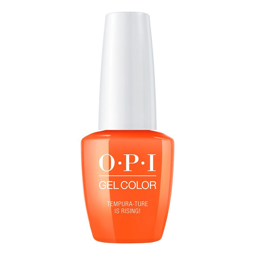 OPI Gelcolor Tempura-Ture Is Rising! 0.5 fl.oz GC T89