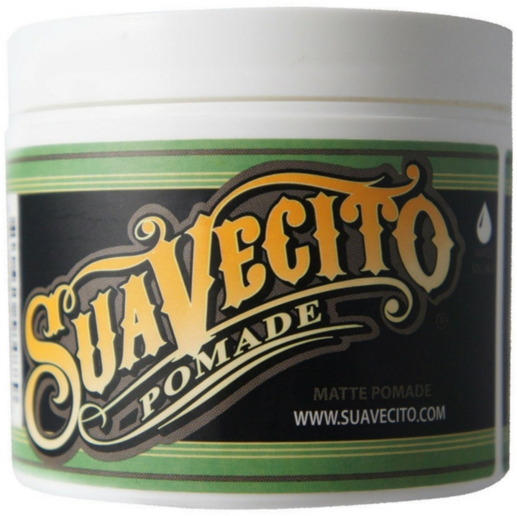 SUAVECITO MATTE POMADE 4 OZ #P129NN-Beauty Zone Nail Supply
