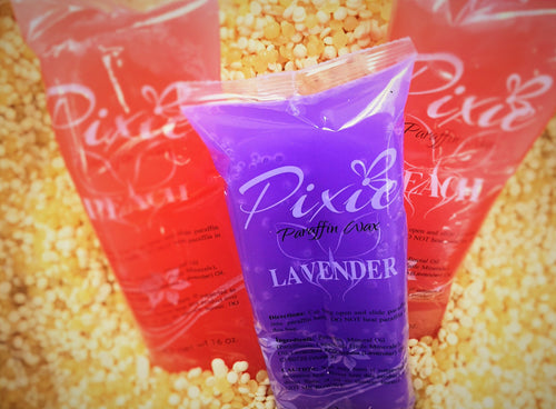 Pixie lavender paraffin box 6 LBS 6-Beauty Zone Nail Supply