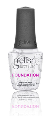 Gelish Soak off Base Coat Foundation  0.5 oz #1310002