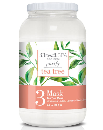 Ibd Spa Mask – Tea Tree Purifying Gallon