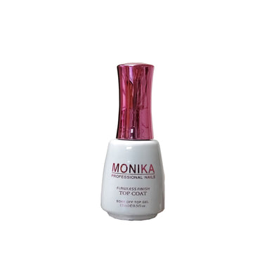 Monika Gel Top Coat No wipe soak off 0.5oz