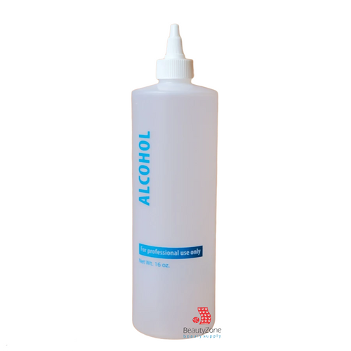Salon Isopropyl Rubbing Alcohol 70% 16 oz