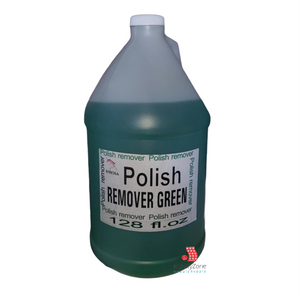 Nail Polish Remover Non-Smear Green Gallon