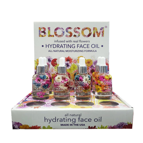Blossom Hydrating Face Oil 1oz