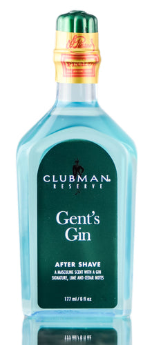 Clubman Gents Gin After shave Lotion 6oz