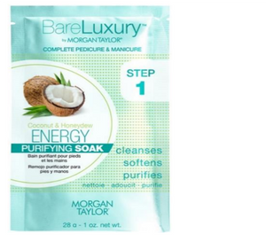 Bare Luxury Pedi 4 In1 Pack Energy Coconut & Honeydew 3623000-Beauty Zone Nail Supply
