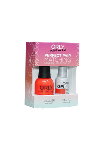 Orly Duo Hot Shot ( Lacquer + Gel) .6oz / .3oz 31112-Beauty Zone Nail Supply