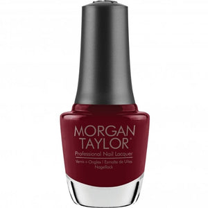 Morgan Taylor Nail Lacquer see you in my dreams - red creme 15 mL | .5 fl oz #370