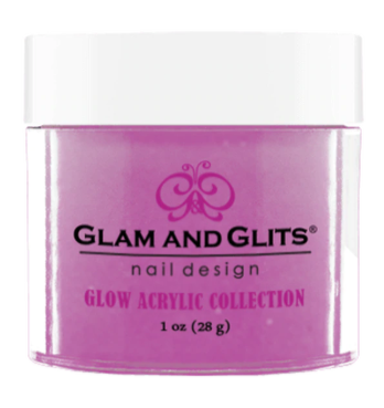 Glam & Glits Glow Acrylic (Cream) 1 oz Why So Flash-y - GL2044