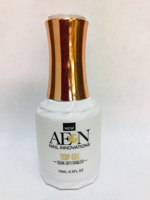 Aeon No Cleanse Top .5 oz-Beauty Zone Nail Supply