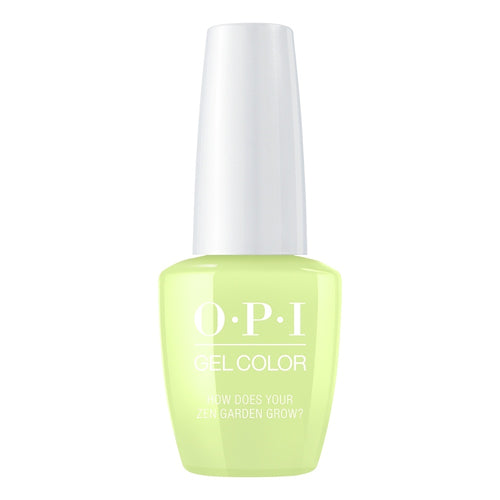 OPI Gelcolor How Does Your Zen Garden Grow? 0.5 fl.oz GC T86