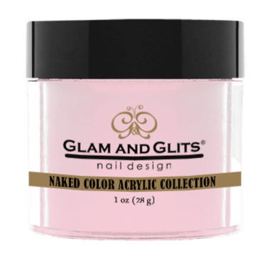 Glam & Glits Naked Color Acrylic Powder (Cream) 1 oz 1st Impression - NCAC397-Beauty Zone Nail Supply