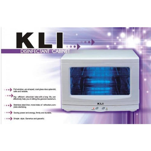 Disinfection Cabinet Sterilizer Kli-28A-Beauty Zone Nail Supply