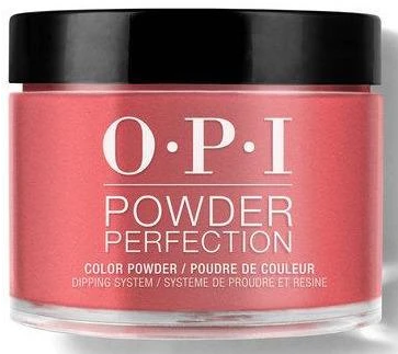 OPI Dip Powder Perfection #DPZ13 Color So Hot It Berns 1.5 OZ