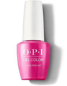 OPI Gelcolor La Paz-itively Hot #GCA20A
