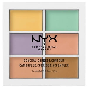 NYX COLOR CORRECTING CONCEALER #3CP04