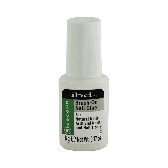 Ibd 5 Sc Brush On Nail Glue #54006