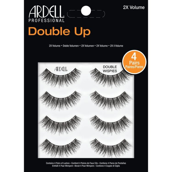 Ardell Double Up Wispies 4 Pack