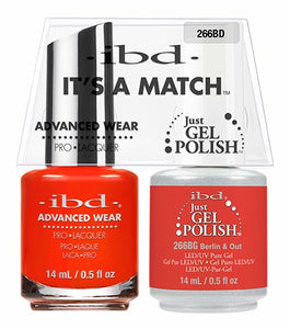 ibd Advanced Wear Color Duo Berlin & Out 1 PK-Beauty Zone Nail Supply