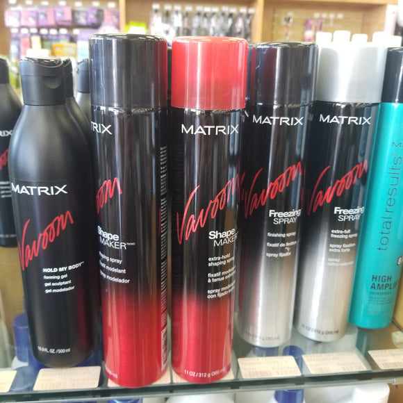 MATRIX VAVOOM EXTRA SHAPEMAKER HAIRSPRAY 11 OZ #08820