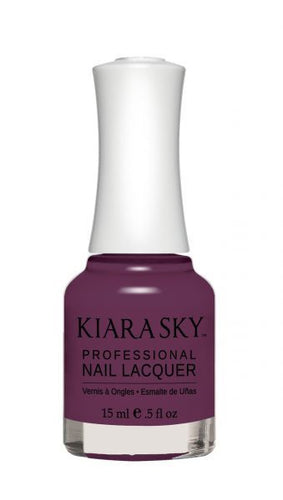 Kiara Sky Lacquer -N445 GRAPE YOUR ATTENTION