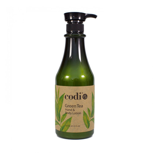 Codi Lotion Hand & Body Green Tea 750 ml /25 oz
