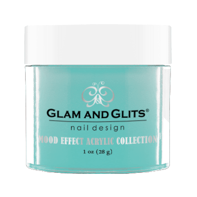 Glam & Glits Mood Acrylic Powder (Glitter) 1 oz Better or Worse - ME1029-Beauty Zone Nail Supply
