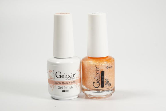 Gelixir Duo Gel & Lacquer Noble Queen 1 PK #038