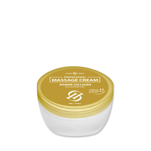 DEARDERM MARINE COLLAGEN MASSAGE CREAM - 300G / 10.6 FL. OZ