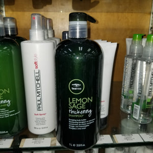 PM LEMON SAGE SHAMPOO 33.8 OZ-Beauty Zone Nail Supply