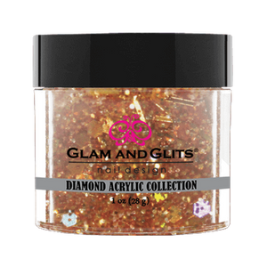 Glam & Glits Diamond Acrylic (Glitter) 1 oz Poetic - DAC69
