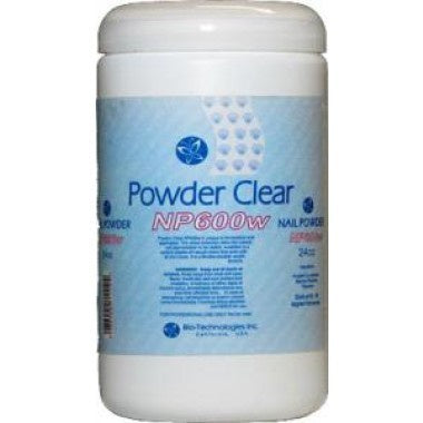 NP 600 W CLEAR POWDER 1.5 LBS #9601