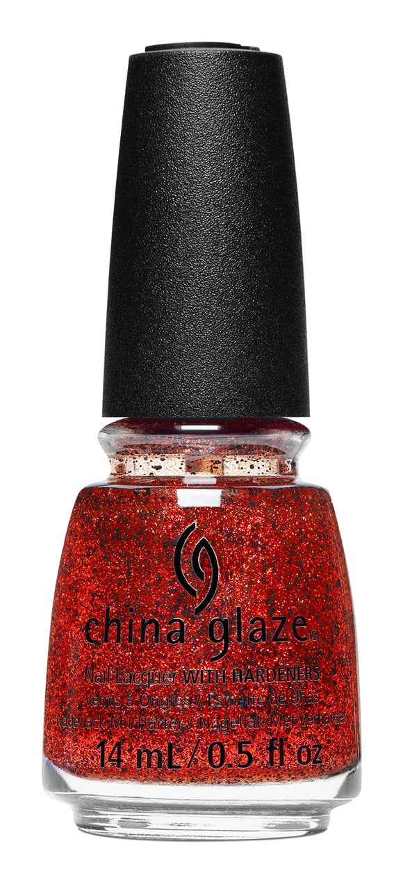 China Glaze Lacquer GET OFF MY COLD CASE 0.5 oz #84724