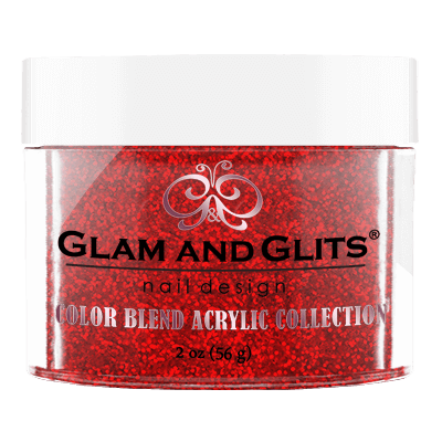 Glam & Glits Acrylic Powder Color Blend Bold Digger 2 Oz- Bl3044-Beauty Zone Nail Supply