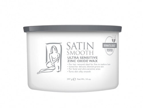 Satin Smooth Zinc Oxide Wax #Ssw14Zog