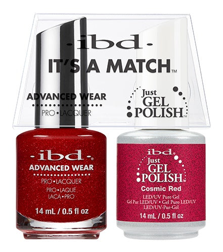 ibd Advanced Wear Color Duo Cosmic Red 1 PK