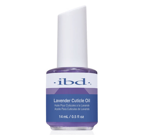 IBD CUITCLE OIL LAVENDER .5 OZ #71834-Beauty Zone Nail Supply