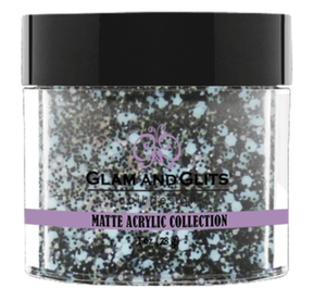 Glam & Glits Matte Acrylic Powder 1 oz Tropical Colada-MAT606
