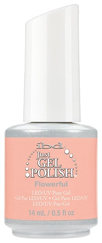 Just Gel Polish Flowerful 0.5 oz