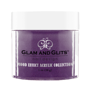 Glam & Glits Mood Acrylic Powder (Glitter) 1 oz  Consequences - ME1015