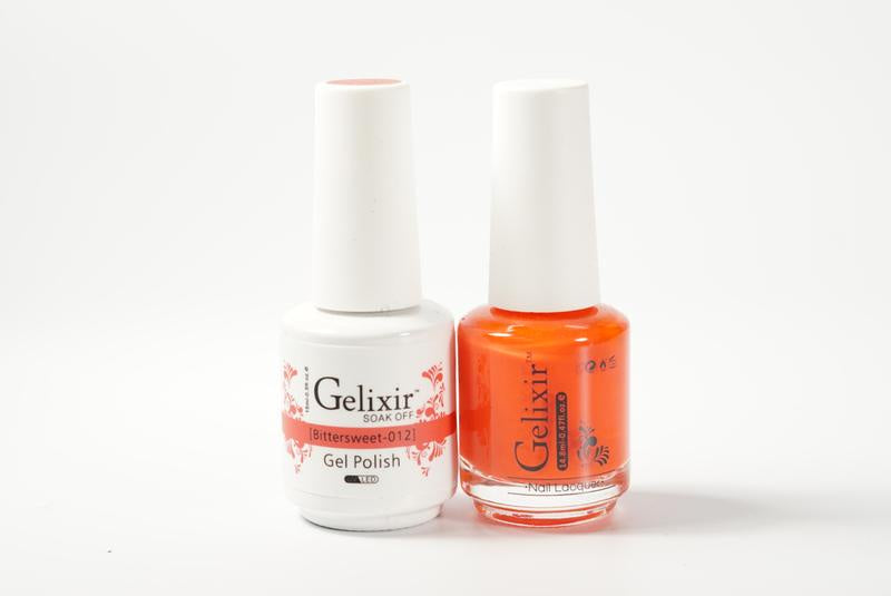 Gelixir Duo Gel & Lacquer Bittersweet 1 PK #012-Beauty Zone Nail Supply