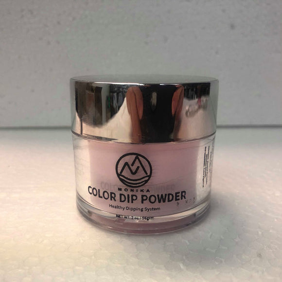Monika Color Dip Powder #907 Medium Pink 2 oz / 56 gr