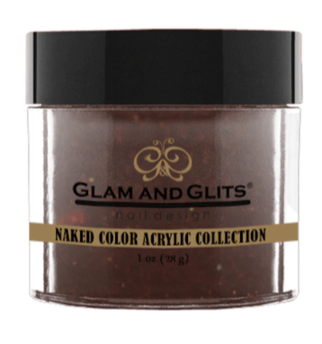 Glam & Glits Naked Color Acrylic Powder (Cream) 1 oz Oooh La La - NCAC420