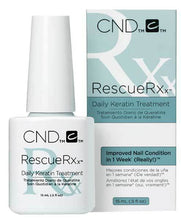 Load image into Gallery viewer, Cnd Rescuerxx Treatment 0.5 Oz #07635-Beauty Zone Nail Supply
