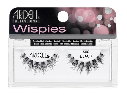 Ardell Wispies 600 Black #52608-Beauty Zone Nail Supply