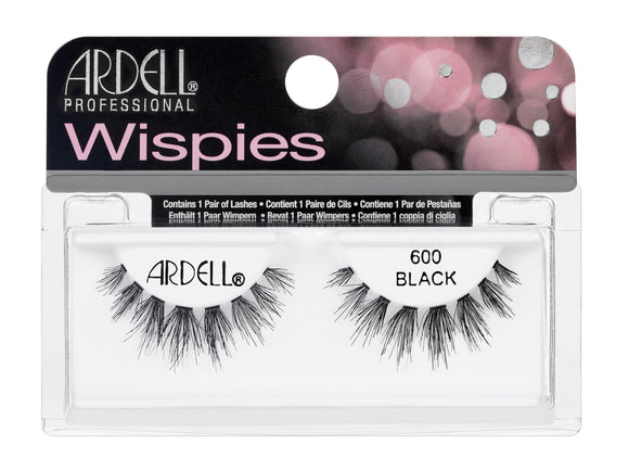 Ardell Wispies 600 Black #52608