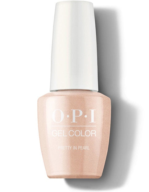 OPI Neo Pearl -Pretty in Pearl-Gel Polish #GCE95-Beauty Zone Nail Supply