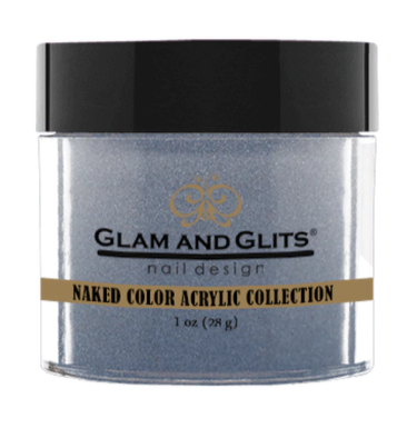 Glam & Glits Naked Color Acrylic Powder (Cream) 1 oz Make Wave - NCAC432