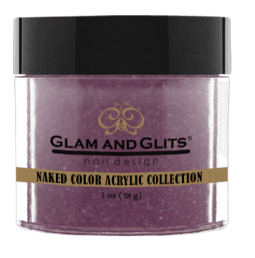 Glam & Glits Naked Color Acrylic Powder (Cream) 1 oz Have A Grape Day - NCAC428